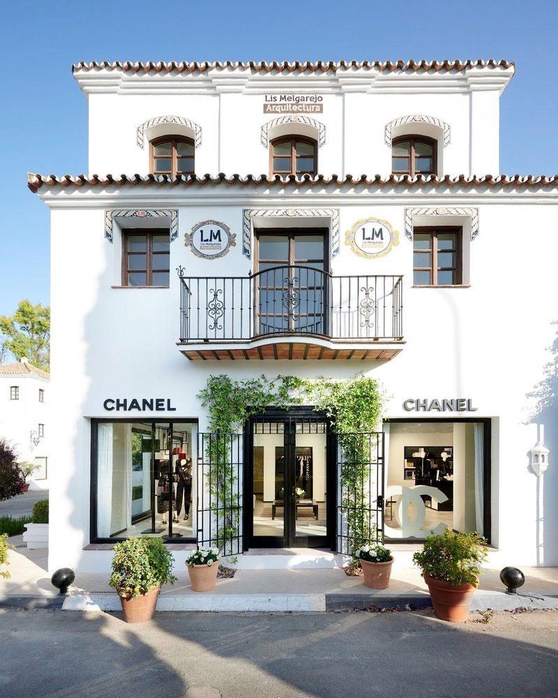 Chanel & Marbella, apertura de la  primera boutique efímera  en España