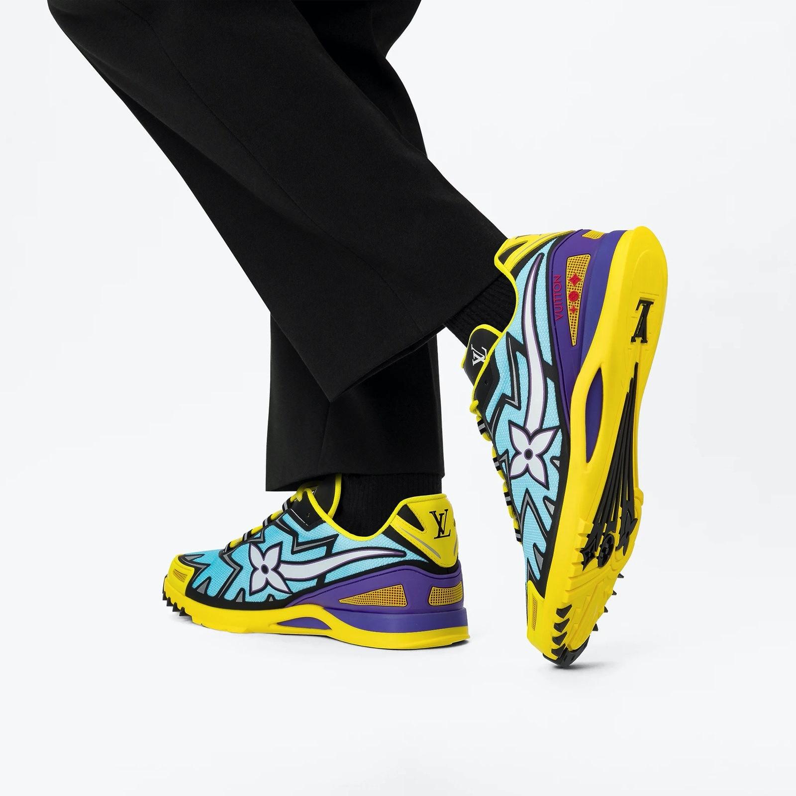 Louis Vuitton y sus botas de fútbol