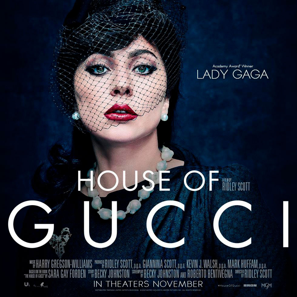 HOUSE OF GUCCI