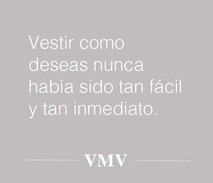 El concepto de VMV
